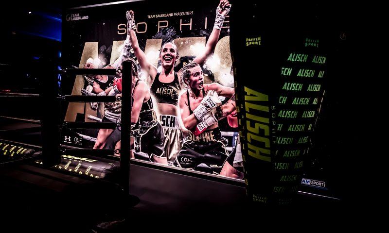 Sophie Alisch BXNG Gym